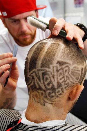 lance barber golf